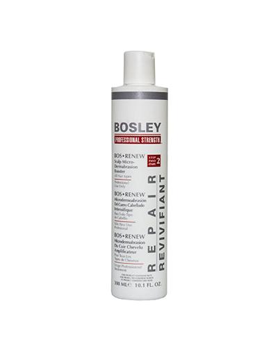 заказать Bosley Микродермабразия кожи головы (Усилитель), 300 мл (Treat)