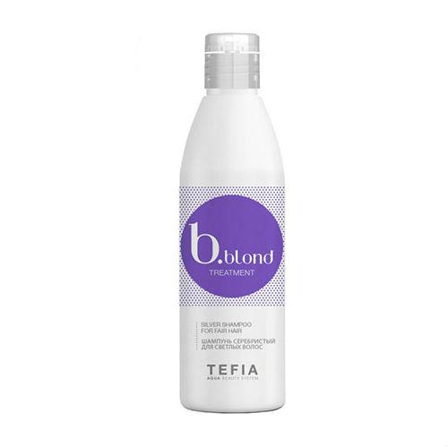 Купить Tefia Шампунь серебристый для светлых волос 250 мл (Tefia, B.Blond)