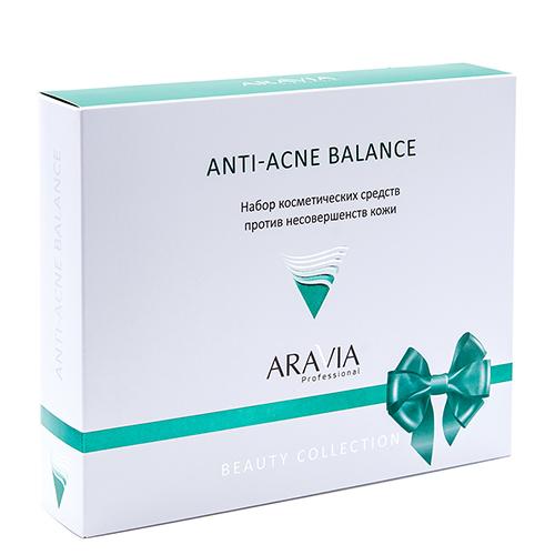 Купить Aravia professional Набор против несовершенств кожи Anti-Acne Balance, 1 шт. (Aravia professional, Aravia Professional)