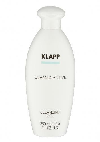 Купить Klapp Очищающий гель, 250 мл (Klapp, Clean & active)