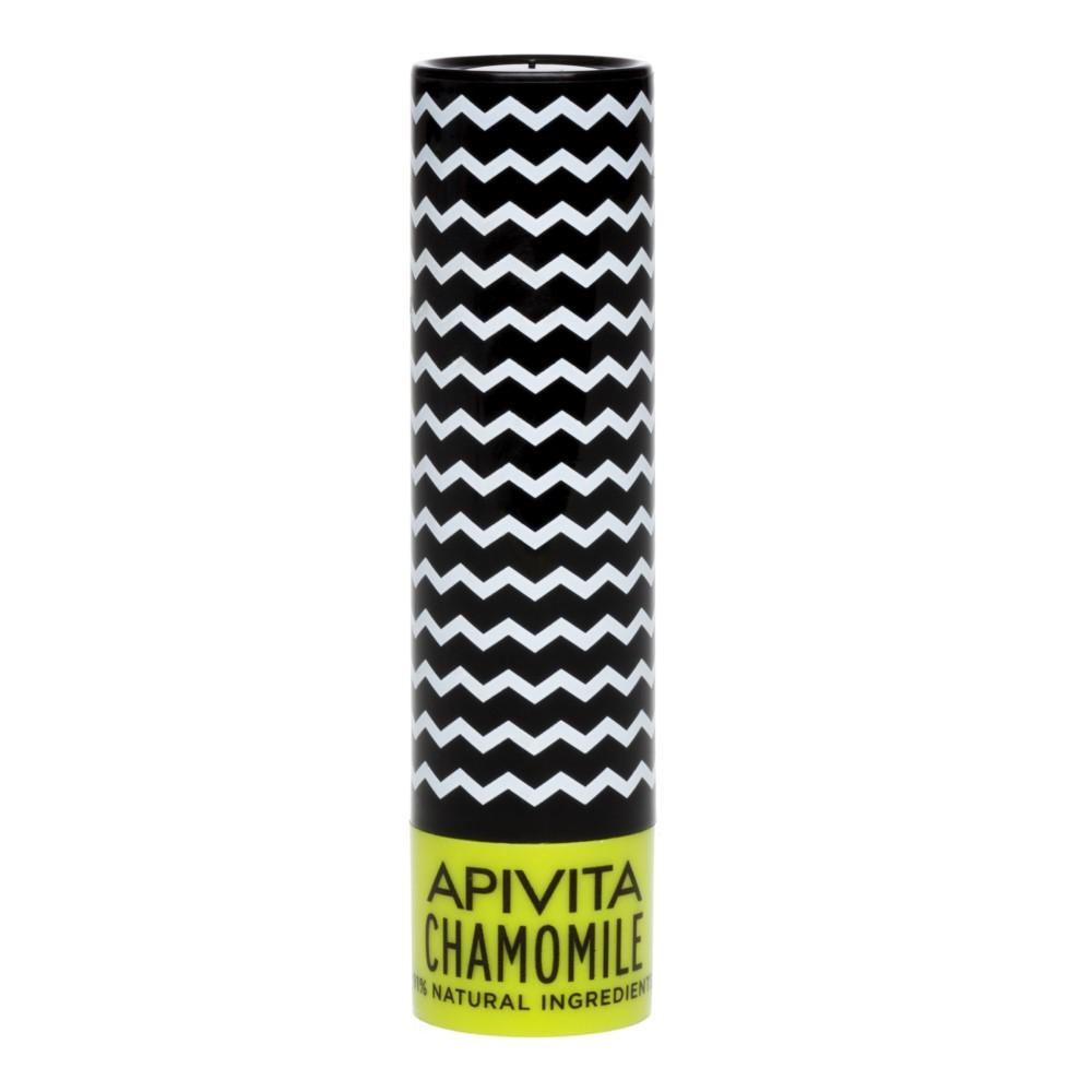 "APIVITA Уход для губ ""Ромашка"" SPF15,  4,4 г (APIVITA, Lip Care)"