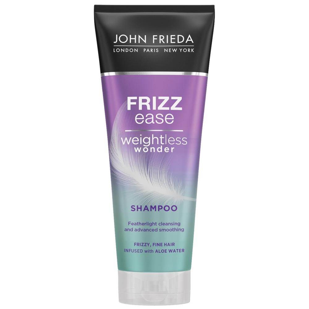 Купить John Frieda Шампунь для придания гладкости и дисциплины тонких волос Weightless Wonder, 250 мл (John Frieda, Frizz Ease)