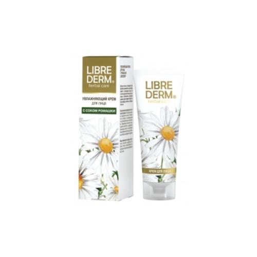 Купить Librederm Увлажняющий крем для лица с ромашкой, 75 мл (Librederm, Herbal Care)