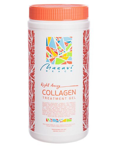 "Гель для волос ""Right Away Collagen"" 1000 мл"