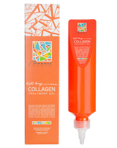 "Гель для волос ""Right Away Collagen"" 180 мл"