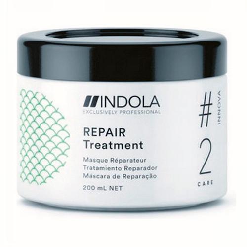 Купить Indola Восстанавливающая маска для волос Repair Treatment, 200 мл (Indola, Уход за волосами)