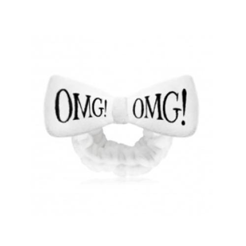 Купить Double Dare OMG Hair Band-White Повязка косметическая для волос белая 1 шт. (Double Dare OMG, Double Dare)