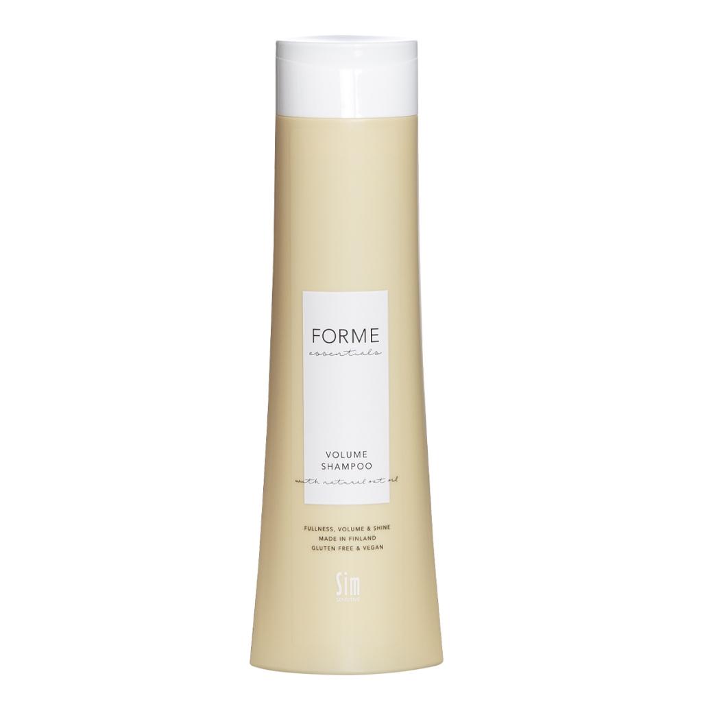 Купить Sim Sensitive Шампунь для объема нормальных, тонких и ослабленных волос с маслом семян овса, 300 мл (Sim Sensitive, Forme Essentials)