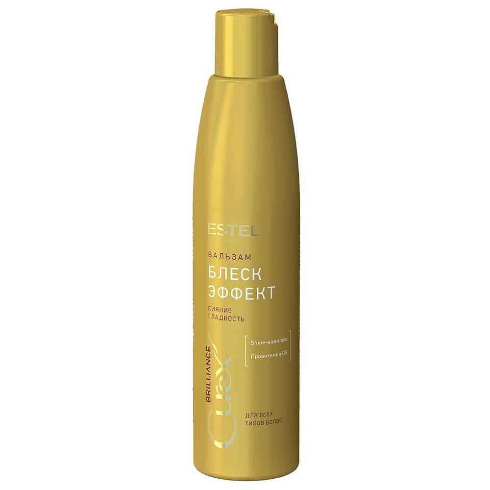 Купить Estel Professional Бальзам Блеск-эффект для всех типов волос, 250 мл (Estel Professional, Curex)