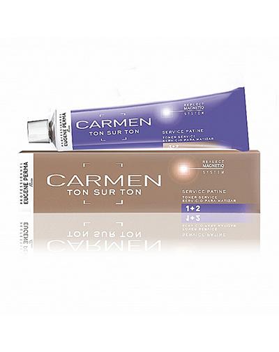 заказать Eugene Perma Тонирующая краска для волос, 60 мл (Carmen Ton Sur Ton)