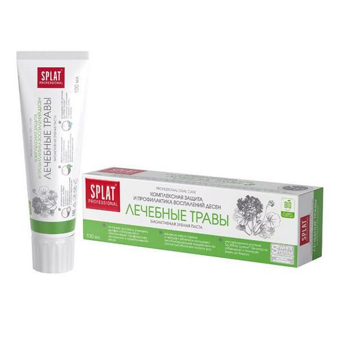 Купить Splat Зубная паста Лечебные травы, 100 мл (Splat, Professional)