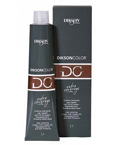 Купить Dikson Краска для волос Extra Coverage, 120 мл - Совсем светло-русый (Dikson, Окрашивание)