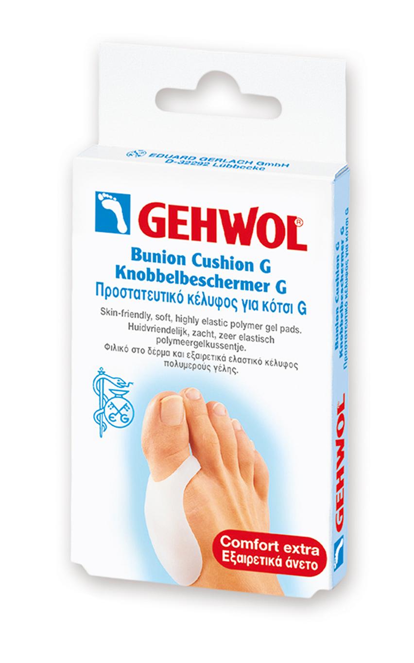 Купить Gehwol Накладка на бол палец G, 1шт (Gehwol, Защитные средства)