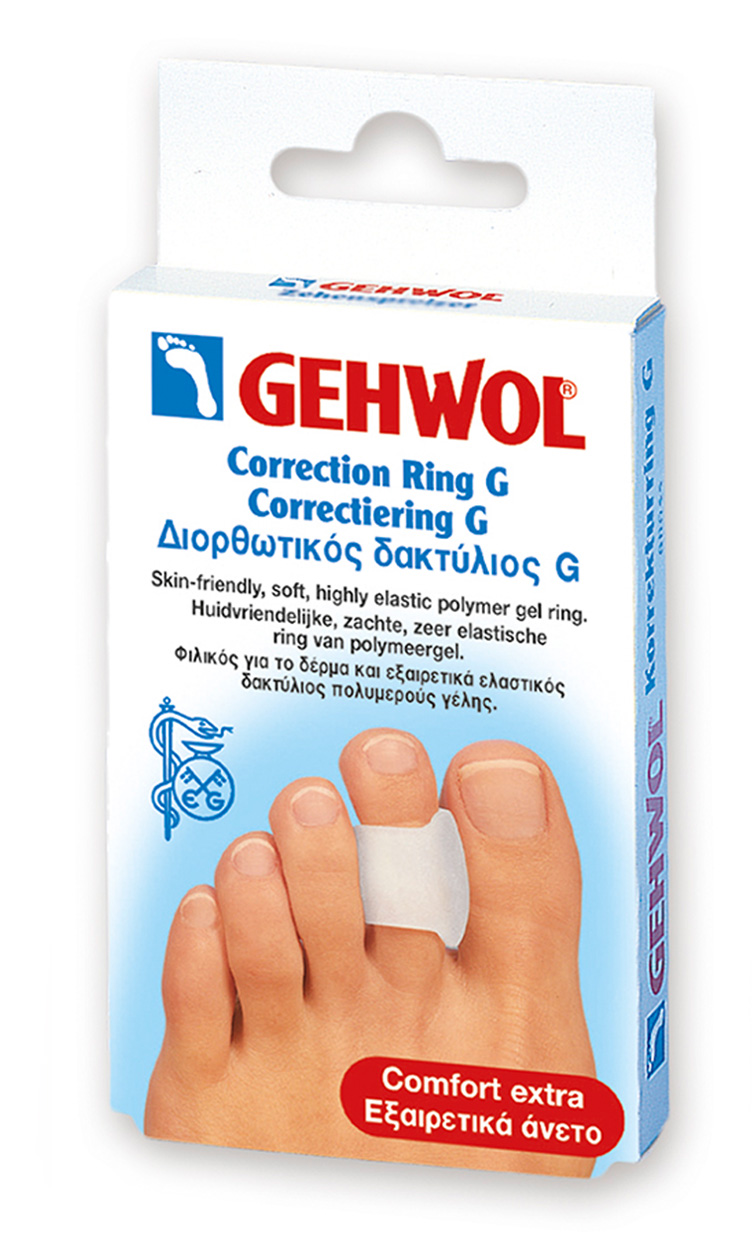 Купить Gehwol Кольцо-корректор G, 3 шт (Gehwol, Защитные средства)