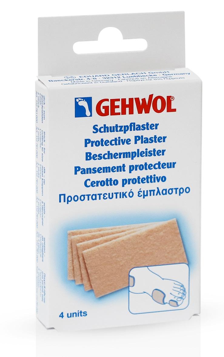 Купить Gehwol Защитный пластырь, толстый, 4 шт (Gehwol, Защитные средства)