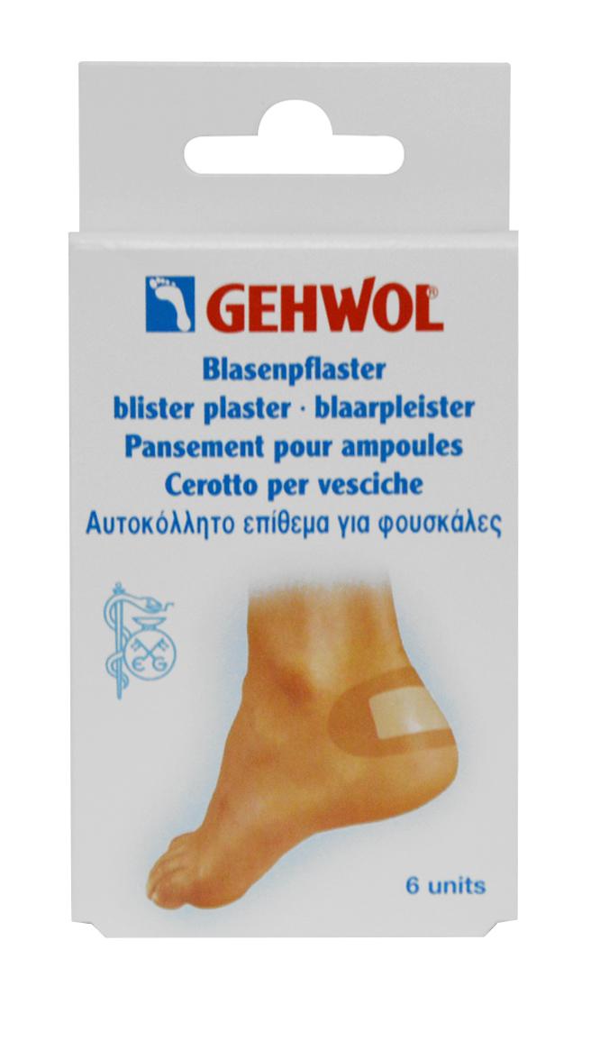Купить Gehwol Заживляющий пластырь, 6 шт (Gehwol, Защитные средства)