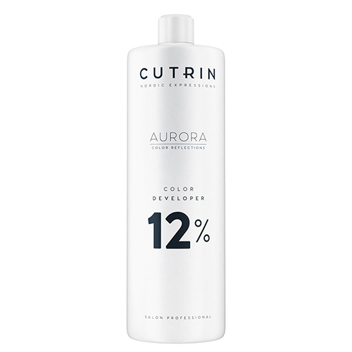 Купить Cutrin Окислитель Color Developer 12%, 1000 мл (Cutrin, Aurora)