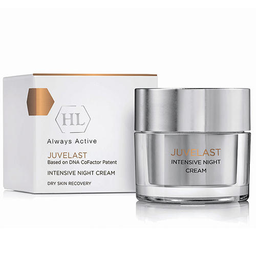 Купить Holyland Laboratories Ночной крем Intensive Night Cream, 50 мл (Holyland Laboratories, Juvelast)