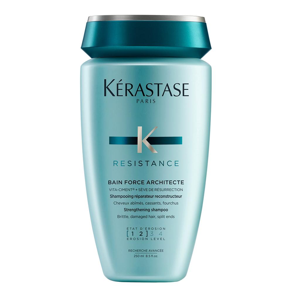 Купить Kerastase Шампунь-ванна для поврежденных и ослабленных волос Force Architecte, 250 мл (Kerastase, Resistance)