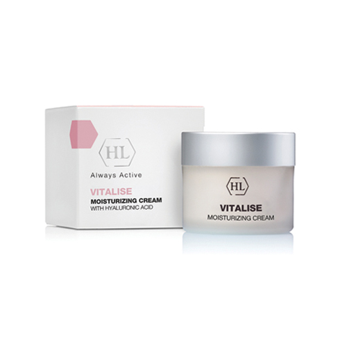 Купить Holyland Laboratories Moisturizing Cream увлажняющий крем 50 мл (Holyland Laboratories, Vitalise)