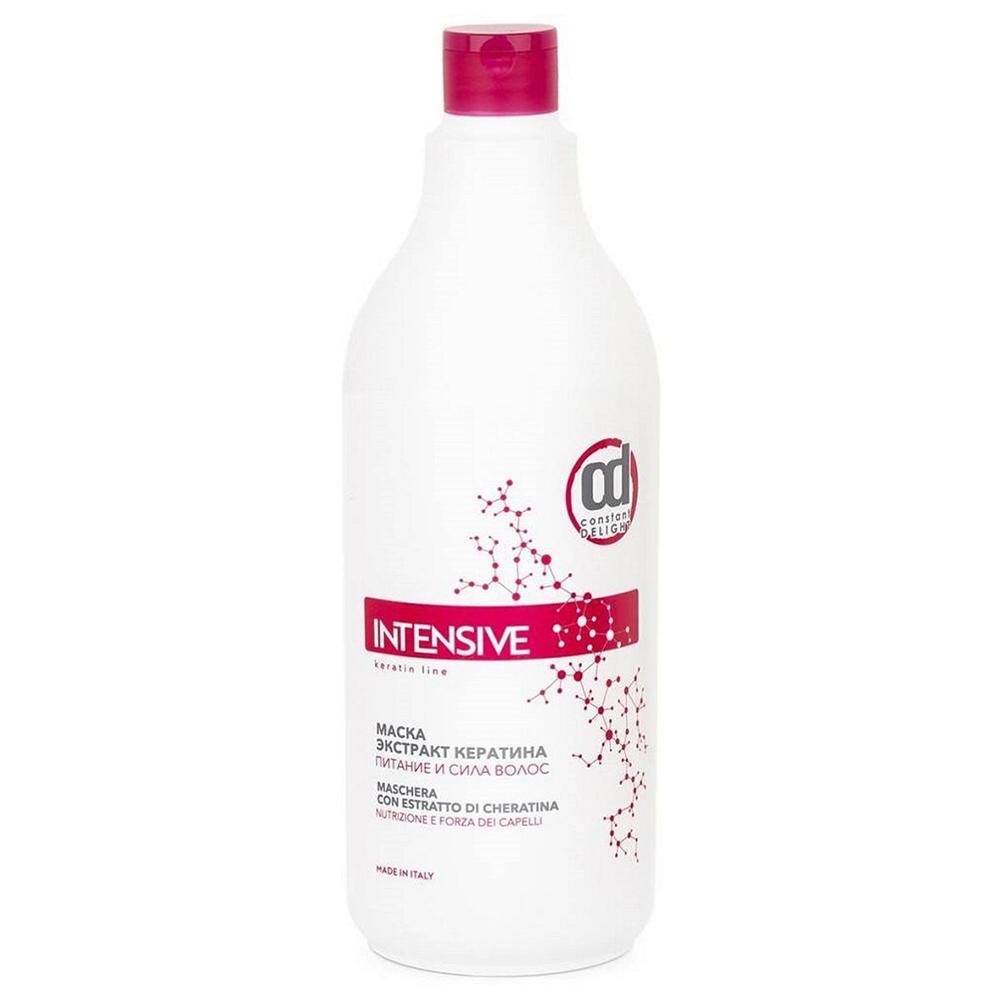 Купить Constant Delight Шампунь с экстрактом кератина Питание и Сила Cheratina Shampoo, 1000 мл (Constant Delight, Intensive)