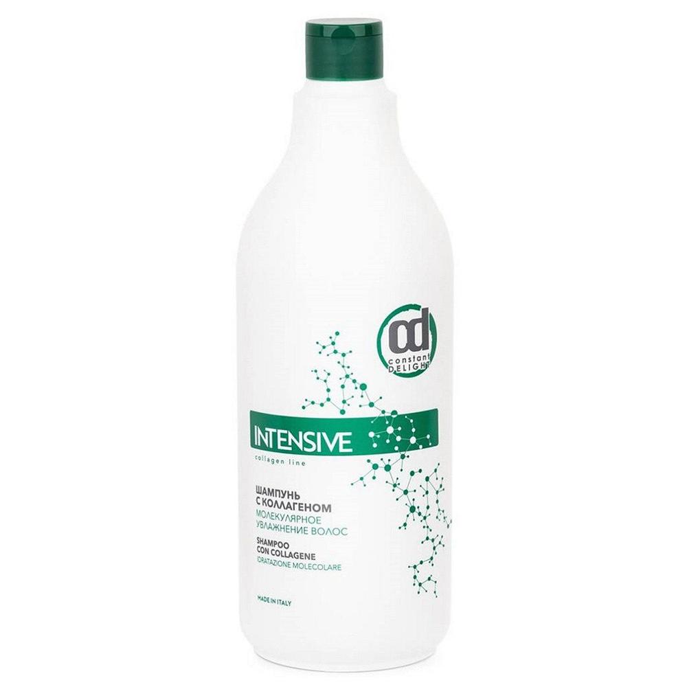 Купить Constant Delight Шампунь с коллагеном Молекулярное увлажнение Collagene Shampoo, 1000 мл (Constant Delight, Intensive)