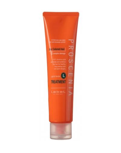 Купить Lebel Маска по уходу за волнистыми волосами PROSCENIA TREATMENT L 240 мл. (Lebel, Proscenia)