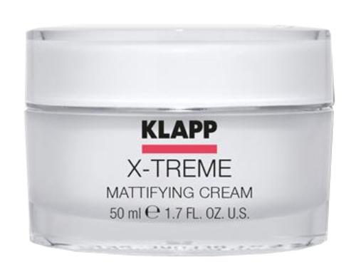 Klapp Матирующий крем, 50 мл (Klapp, X-treme) недорого