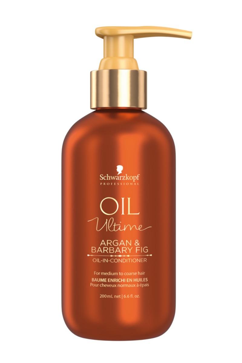 Купить Schwarzkopf Professional Кондиционер для жестких и средних волос Oil-in-Conditioner, 200 мл (Schwarzkopf Professional, Oil Ultime)