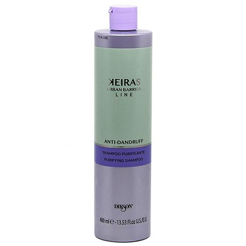 Купить Dikson Шампунь себобалансирующий против перхоти Shampoo anti-dandruff rebalancing, 400 мл (Dikson, Keiras)