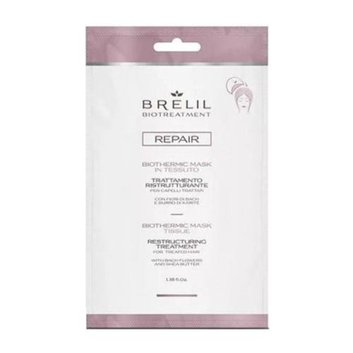 Купить Brelil Professional Восстанавливающая экспресс-маска для волос Reconstruction, 35 мл (Brelil Professional, Biotreatment)