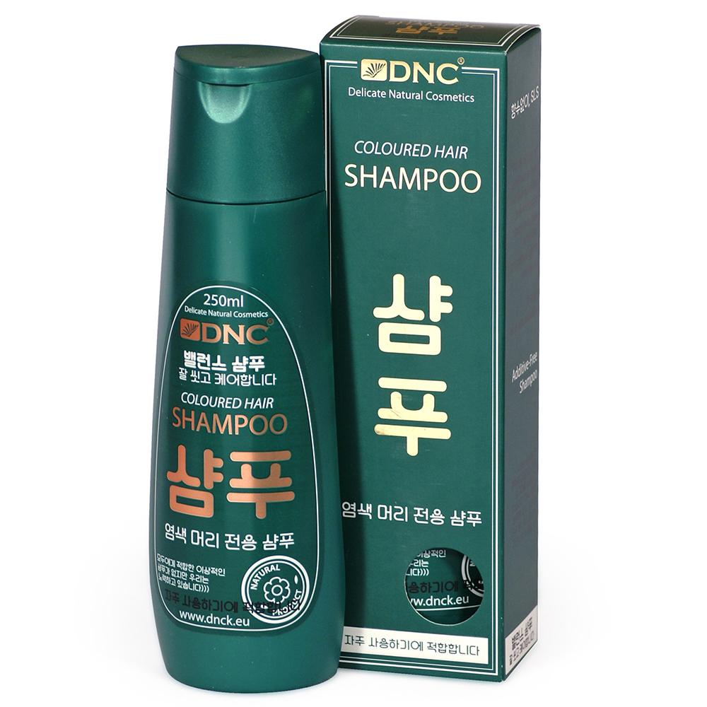 Купить DNC Kosmetika Шампунь для окрашенных волос без SLS, 250 мл (DNC Kosmetika, DNC)