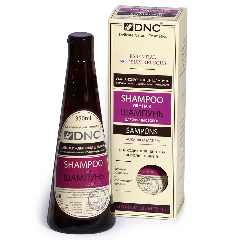 Купить DNC Kosmetika Шампунь для жирных волос, 350 мл (DNC Kosmetika, DNC)