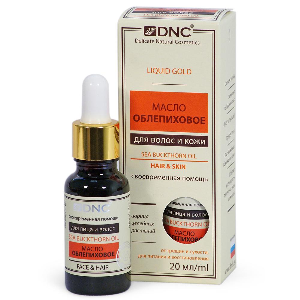 Купить DNC Kosmetika Масло облепиховое для волос и кожи, 20 мл (DNC Kosmetika, DNC)