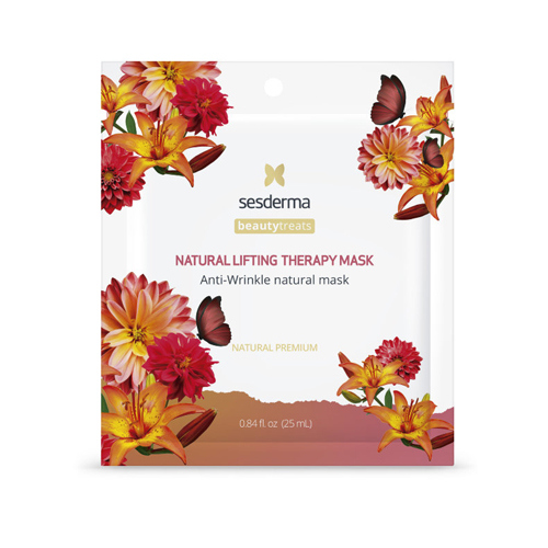 Купить Sesderma Маска антивозрастная для лица Natural lifting therapy mask, 1 шт (Sesderma, Beautytreats)