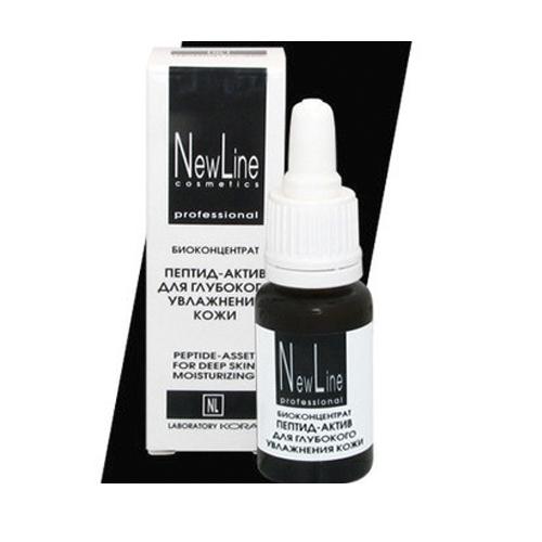 Купить Line Пептид-актив для глубокого увлажнения кожи, 15 мл (New Line, Пептид-Актив)