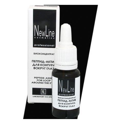 Купить Line Пептид-актив для контура вокруг глаз, 15 мл (New Line, Пептид-Актив)