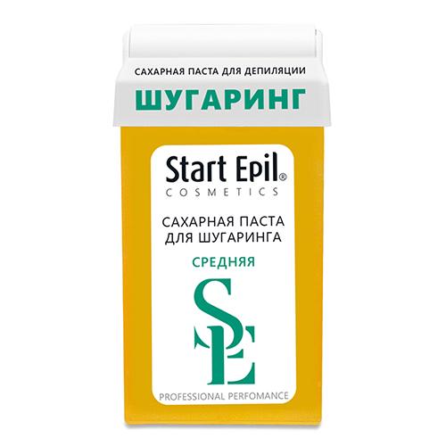 Купить Aravia Professional Паста сахарная для депиляции в картридже Средняя , 100 г (Aravia Professional, Start Epil)