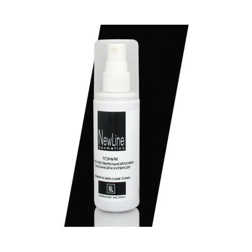 Купить Line Тоник для чувствительной кожи, склонной к куперозу, 100 мл (New Line, New line Очищение)