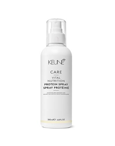 Купить Keune Протеиновый кондиционер-спрей Основное питание Vital Nutr Protein, 200 мл (Keune, Care Line)