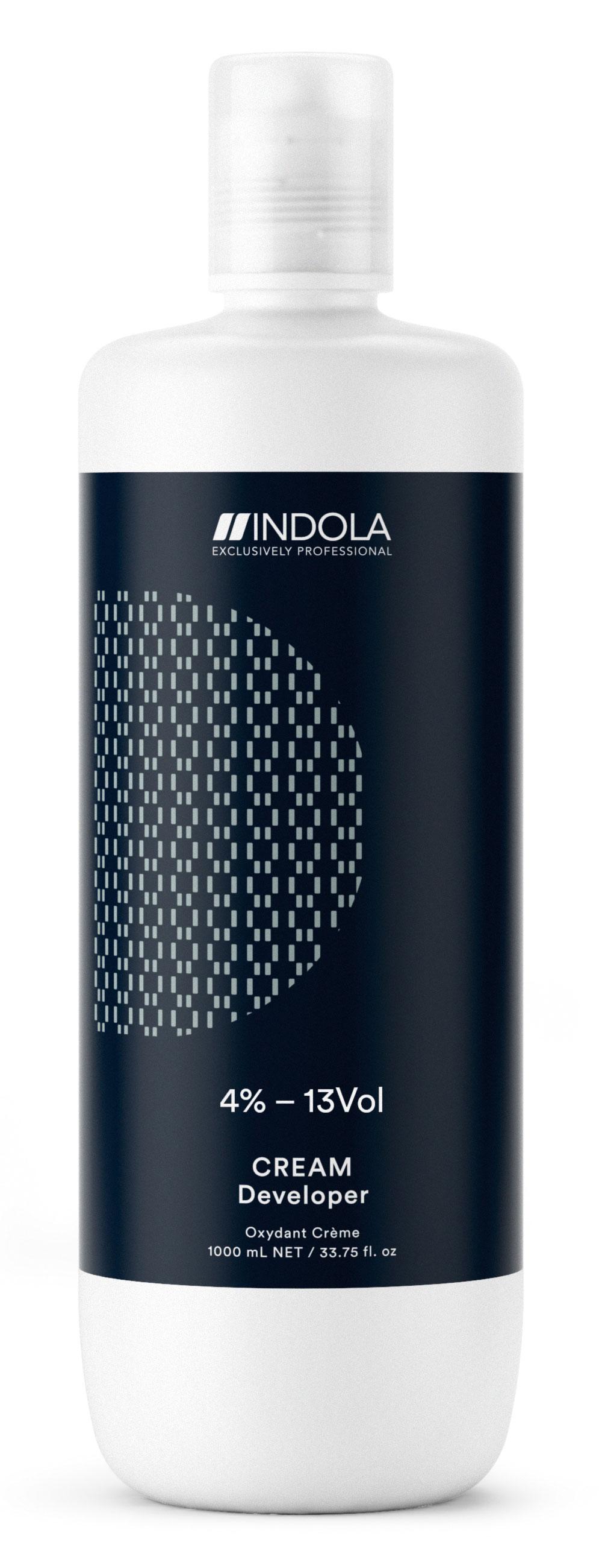 Купить Indola Крем-проявитель 4% – 13Vol EXСLUSIVELY PROFESSIONAL , 1000 мл (Indola, Окрашивание)