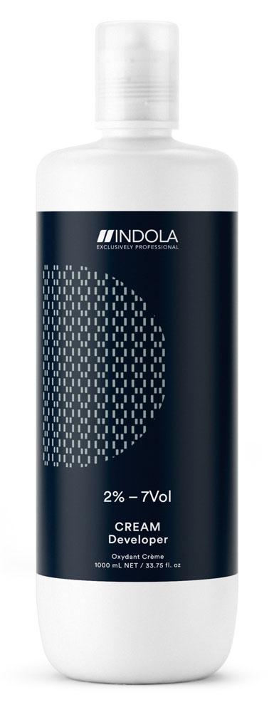 Купить Indola Крем-проявитель 2% – 7Vol EXСLUSIVELY PROFESSIONAL , 1000 мл (Indola, Окрашивание)