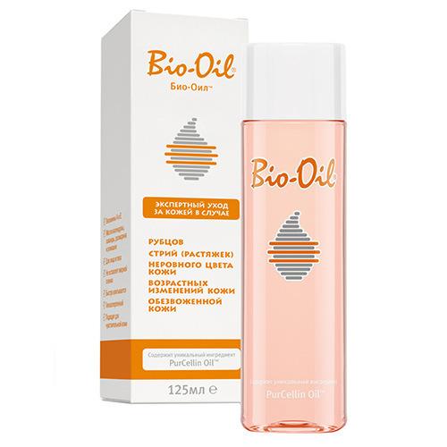 Bio-oil Косметическое масло для тела, 125 мл (Bio-oil, )