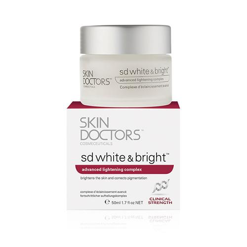 Купить Skin Doctors Отбеливающий крем SD White & Bright, 50 мл (Skin Doctors, Clear)