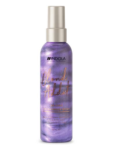 Купить Indola Спрей Blond Addict для холодных оттенков блонд, 150мл (Indola, Уход за волосами)