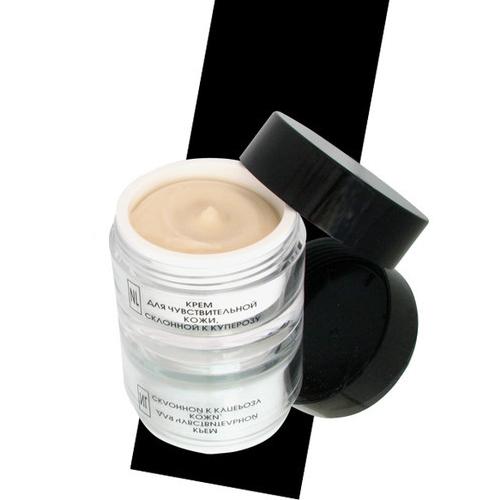Купить line Крем для чувствительной кожи, склонной к куперозу, 50 мл (New line, New line Крема)