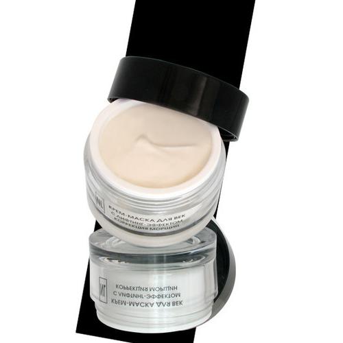 Купить Line Крем-маска для век с лифтинг-эффектом для коррекции морщин, 50 мл (New Line, New line Крем-маски)