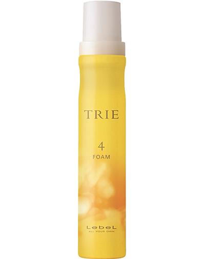 Купить Lebel Пена для укладки волос Trie Foam 4 200 мл (Lebel, Trie)