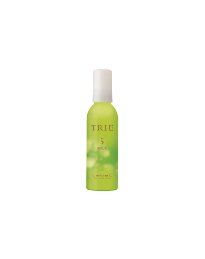 Купить Lebel Молочко для укладки волос средней фиксации Trie Milk 5 140 мл (Lebel, Trie)