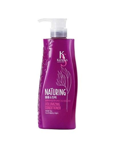 Купить Kerasys Кондиционер для волос объем и эластичность с морскими водорослями 500 мл (Kerasys, Naturing)